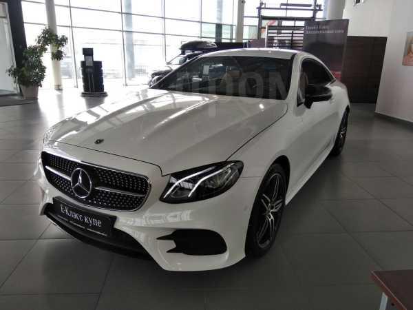 Mercedes-Benz E-Class, 2017 год, 4 008 000 руб.
