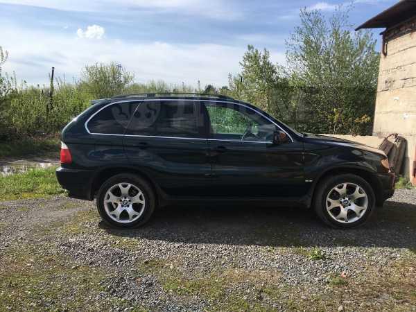 BMW X5, 2001 год, 520 000 руб.