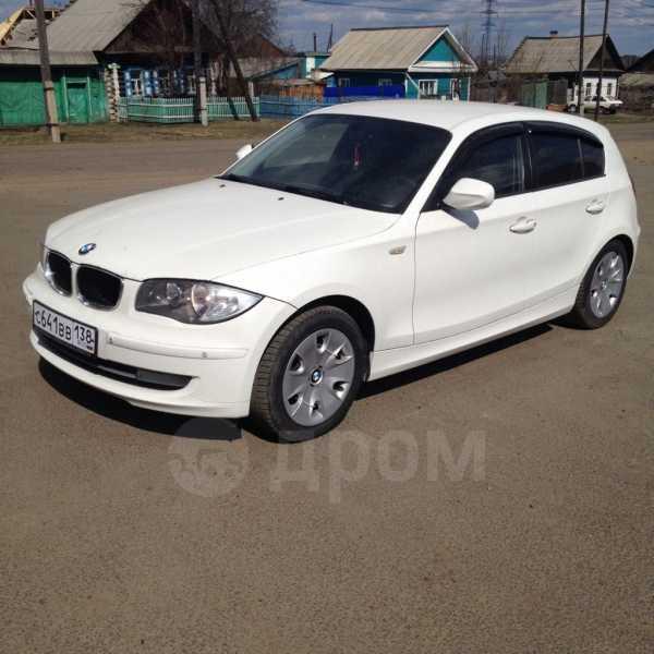 BMW 1-Series, 2011 год, 630 000 руб.