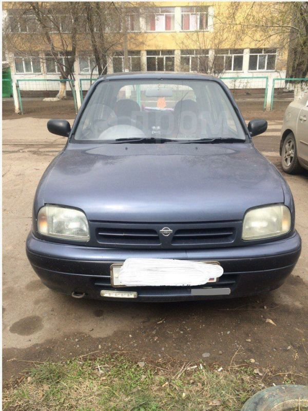 Nissan March, 1994 год, 140 000 руб.