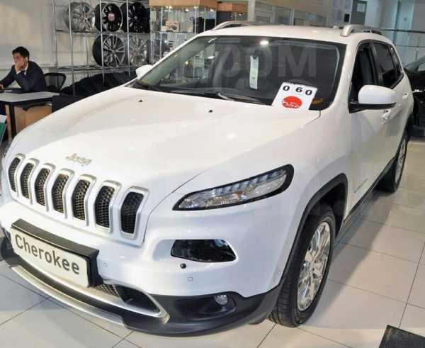Jeep Cherokee, 2015 год, 1 550 000 руб.