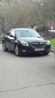 Красноярск Insignia 2012