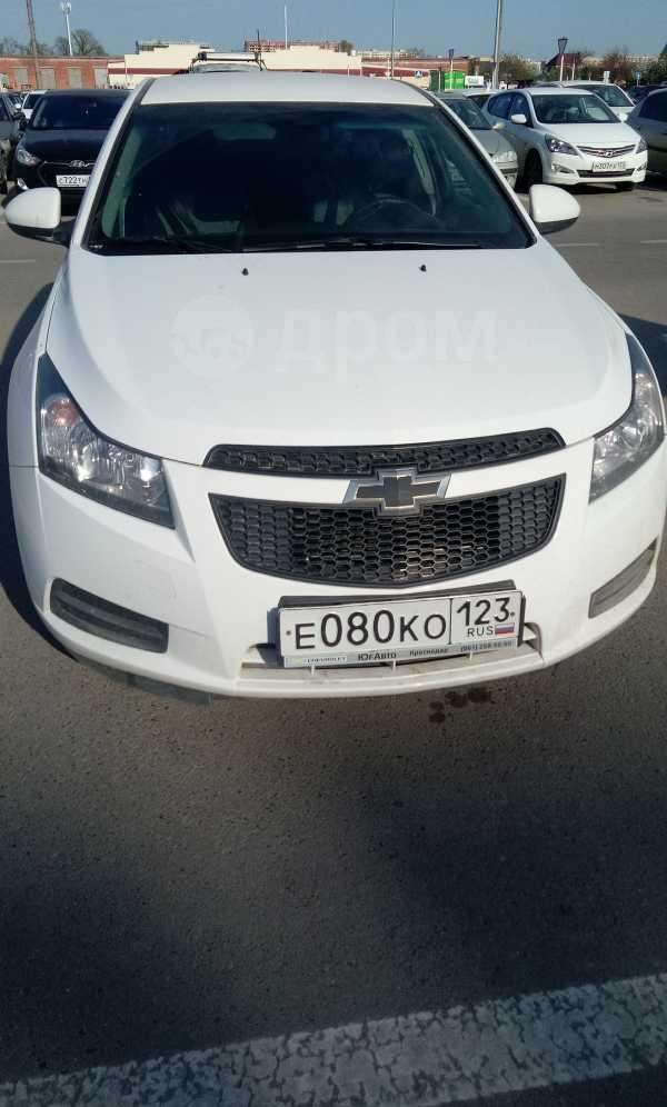 Chevrolet Cruze, 2012 год, 389 000 руб.
