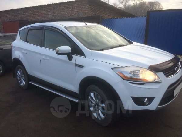 Ford Kuga, 2008 год, 665 000 руб.