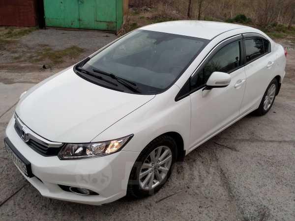 Honda Civic, 2012 год, 799 000 руб.