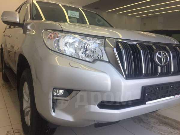 Toyota Land Cruiser Prado, 2018 год, 2 999 000 руб.