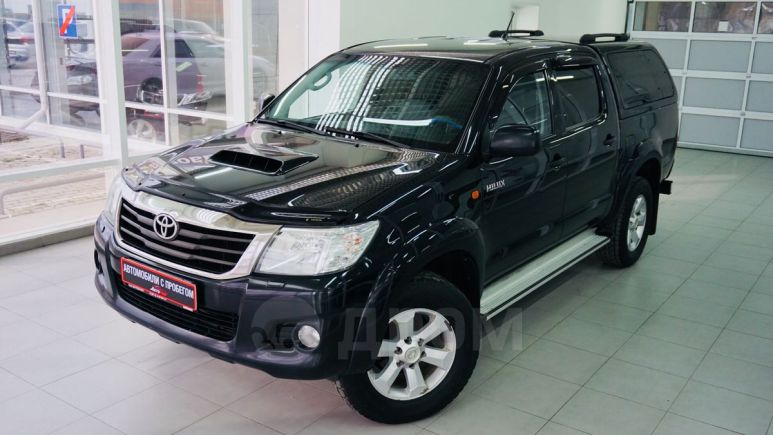 Toyota Hilux Pick Up, 2011 год, 1 165 000 руб.