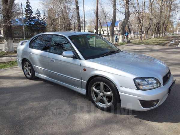 Subaru Legacy B4, 2001 год, 385 000 руб.