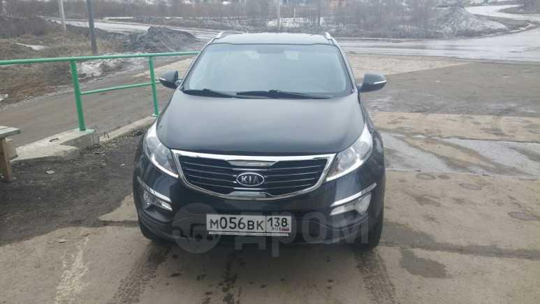 Kia Sportage, 2011 год, 880 000 руб.