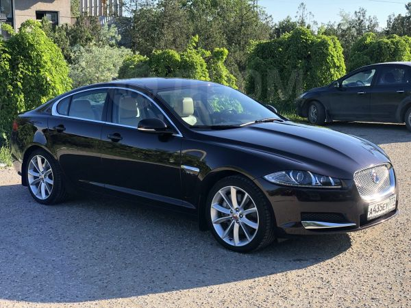 Jaguar XF, 2014 год, 1 700 000 руб.