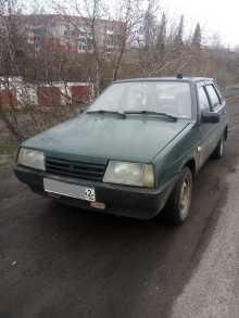 Берёзовский 2109 1999