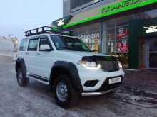 УАЗ Patriot, 2017 г., Челябинск