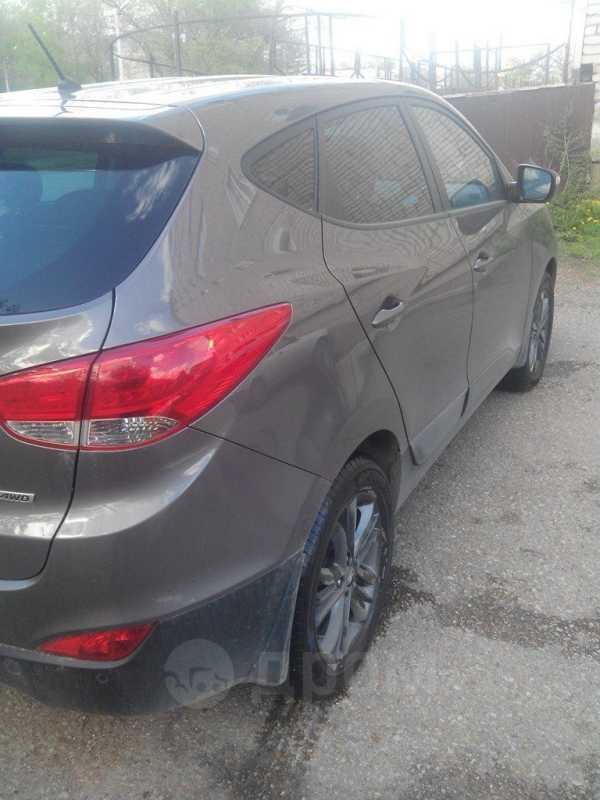 Hyundai ix35, 2015 год, 1 170 000 руб.