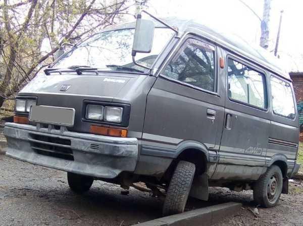 Subaru Domingo, 1990 год, 65 000 руб.
