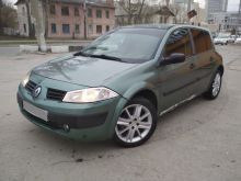 Renault Megane, 2003 г., Новосибирск