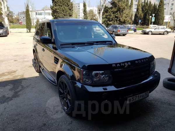 Land Rover Range Rover Sport, 2006 год, 699 000 руб.