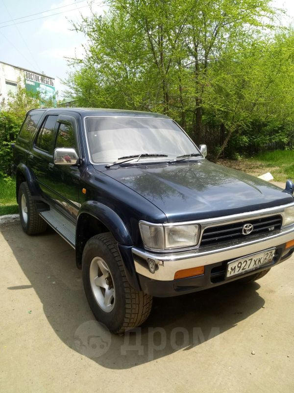 Toyota Hilux Surf, 1994 год, 469 999 руб.