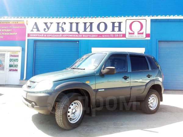 Chevrolet Niva, 2011 год, 368 000 руб.
