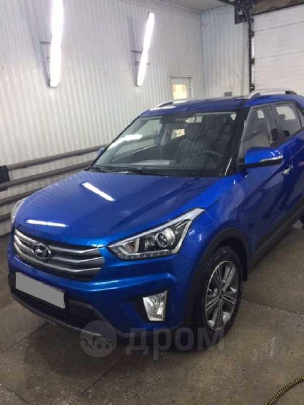 Hyundai Creta, 2018 год, 1 420 000 руб.
