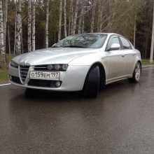 Alfa Romeo 159, 2007 г., Барнаул