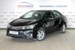 Казань Corolla FX 2014