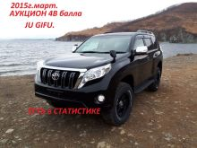 Находка Land Cruiser Prado
