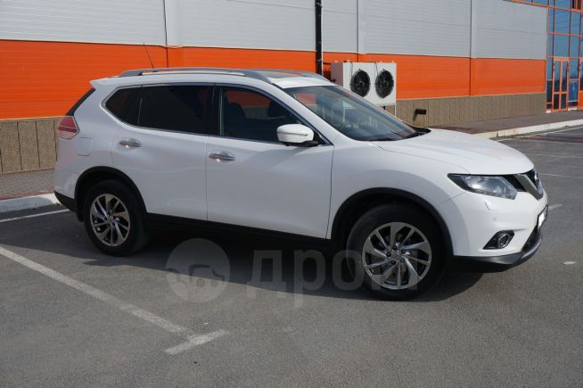 Nissan X-Trail, 2015 год, 1 260 000 руб.