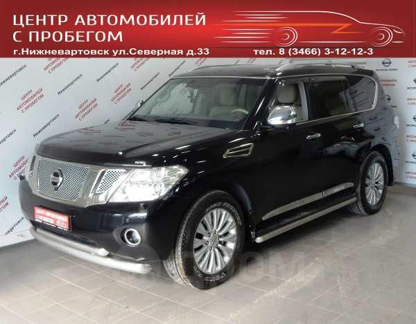 Nissan Patrol, 2011 год, 1 599 000 руб.
