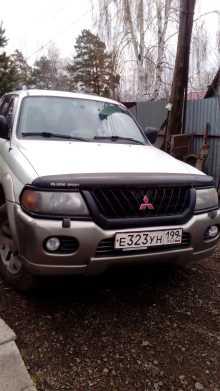 Mitsubishi Pajero Sport, 2000 г., Новокузнецк