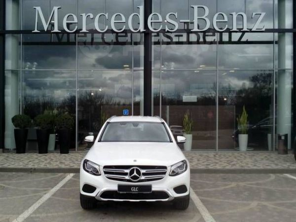 Mercedes-Benz GLC, 2018 год, 3 350 000 руб.