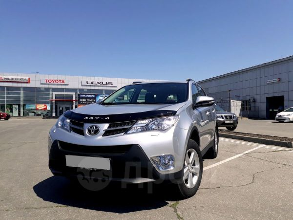 Toyota RAV4, 2013 год, 1 340 000 руб.