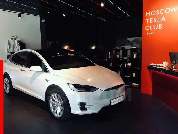 Tesla Model X, 2018 год, 17 330 828 руб.