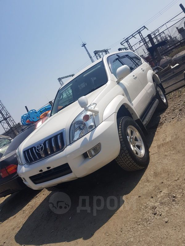 Toyota Land Cruiser Prado, 2003 год, 750 000 руб.