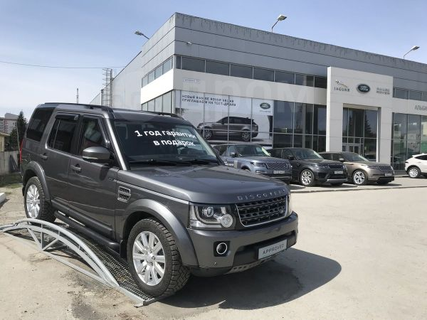 Land Rover Discovery, 2015 год, 2 790 000 руб.
