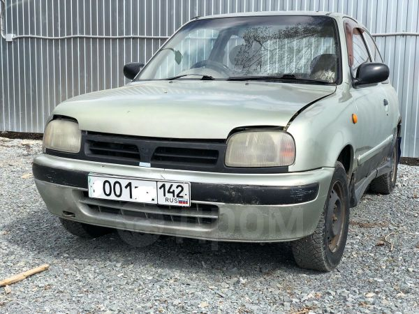 Nissan March, 1992 год, 100 000 руб.