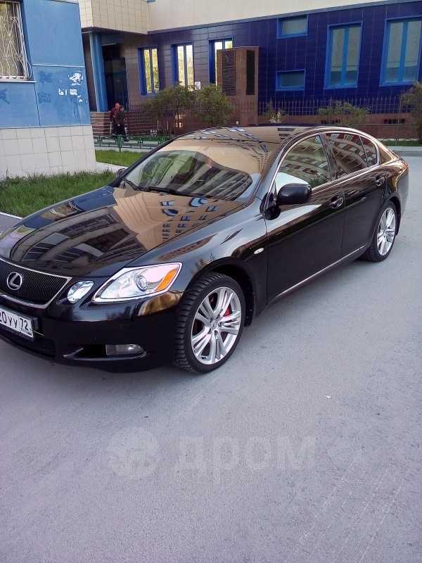 Lexus GS450h, 2006 год, 600 000 руб.
