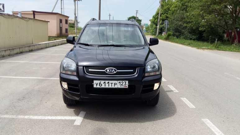Kia Sportage, 2008 год, 620 000 руб.