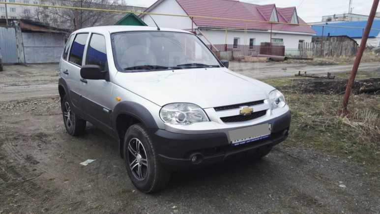Chevrolet Niva, 2010 год, 265 000 руб.