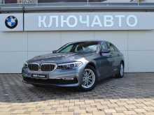 Минеральные Воды BMW 5-Series 2018