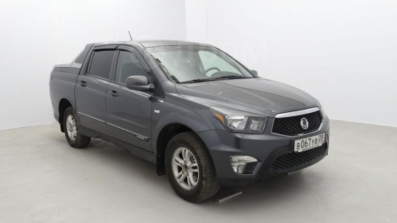 SsangYong Actyon Sports, 2012 год, 480 000 руб.