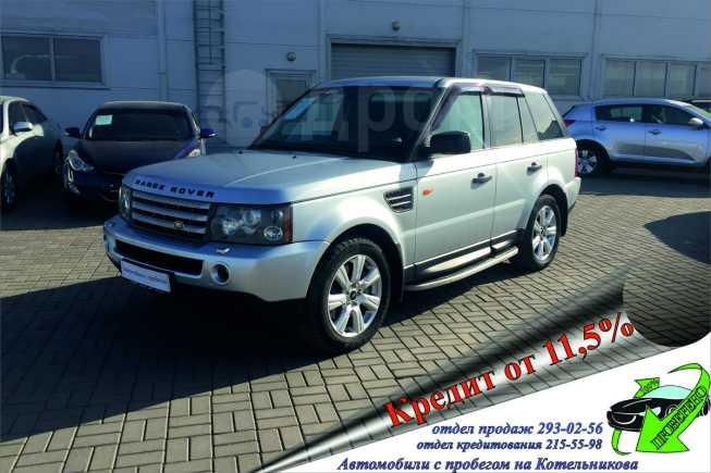 Land Rover Range Rover Sport, 2009 год, 895 000 руб.
