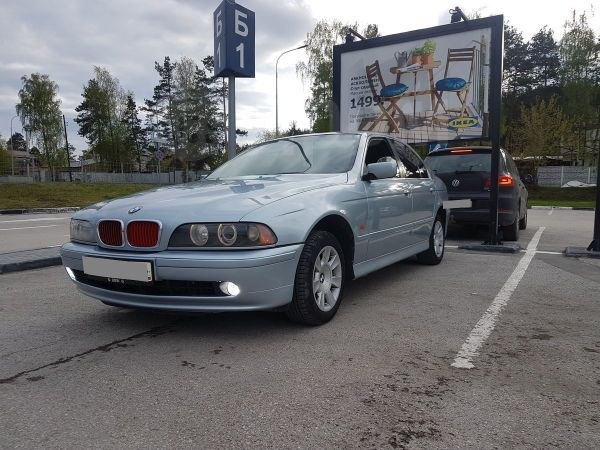 BMW 5-Series, 2002 год, 415 000 руб.