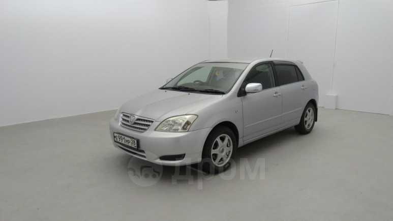 Toyota Allex, 2003 год, 360 000 руб.