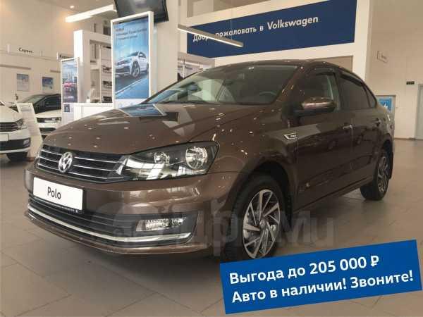 Volkswagen Polo, 2018 год, 800 614 руб.