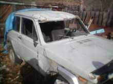 Северобайкальск 4x4 2121 Нива 1991