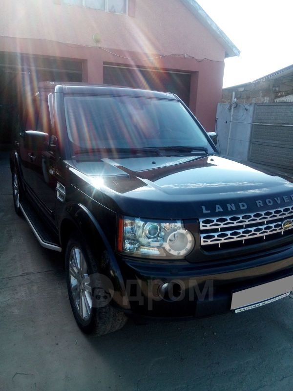 Land Rover Discovery, 2009 год, 1 250 000 руб.