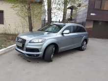 Иркутск Audi Q7 2009