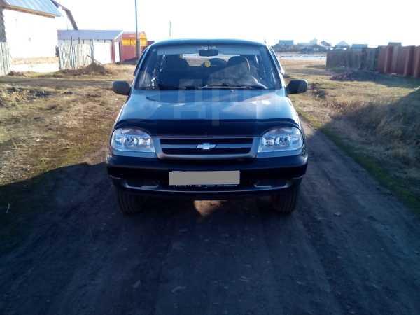 Chevrolet Niva, 2007 год, 232 000 руб.