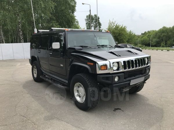 Hummer H2, 2003 год, 1 290 000 руб.