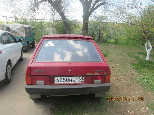 Лада 2109, 1993 год, 42 000 руб.